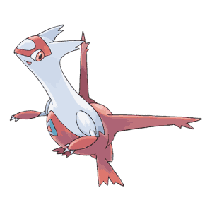 Latias Pokemon GO