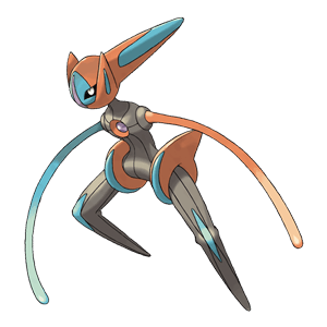Deoxys Speed Pokemon GO