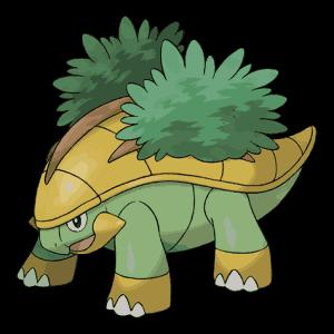 Grotle Pokemon GO
