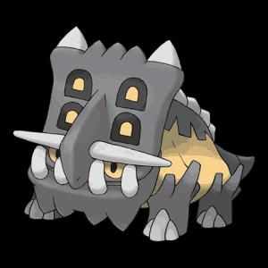 Bastiodon Pokemon GO