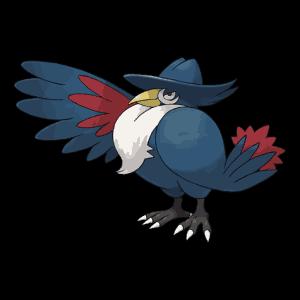 Honchkrow Pokemon GO