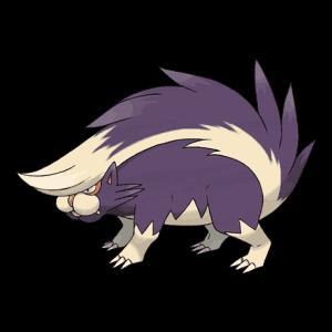 Skuntank Pokemon GO