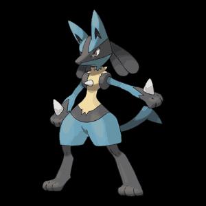 Lucario Pokemon GO
