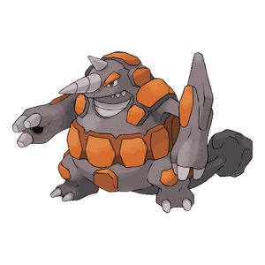 Rhyperior Pokemon GO