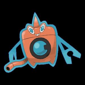 Wash Rotom Pokemon GO