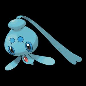 Phione Pokemon GO