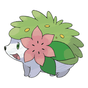 Shaymin Land Forme Pokemon GO