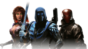 Injustice 2 DLC Characters