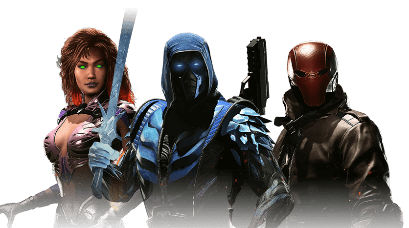 injustice 2 dlc characters list of all dlc characters stages and