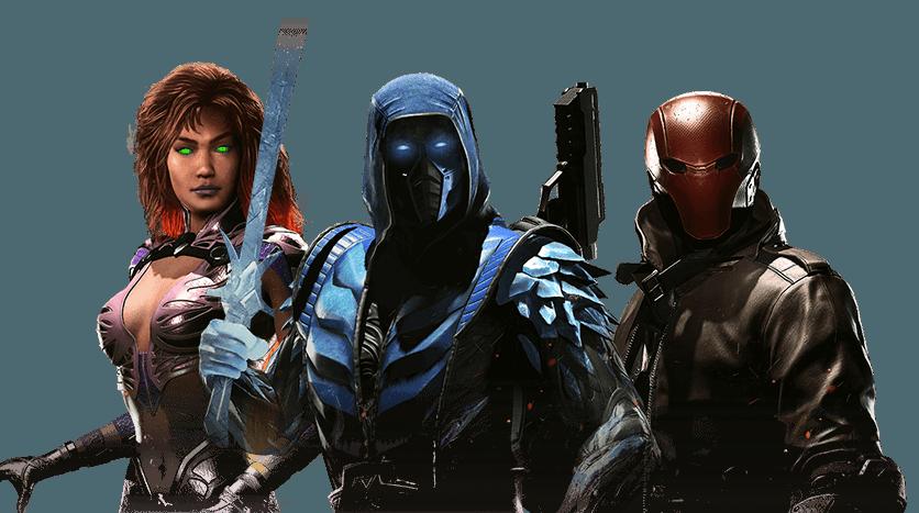 Injustice-2-DLC