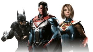 Injustice 2 Hero Characters