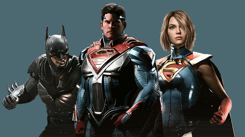 Injustice-2-Heroes