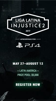 Injustice 2 Liga Latina