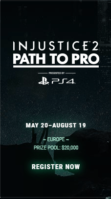 Injustice 2 Path to Pro