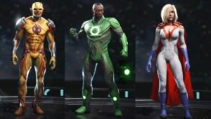 Injustice 2 Skins | How To Unlock Premier Skins