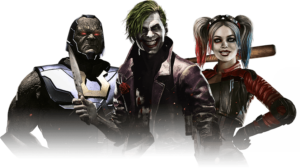 Injustice 2 Villain Characters