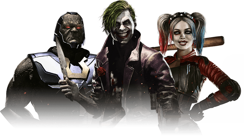 Injustice-2-Villains