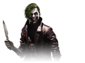 Injustice 2 Joker | Gear Build, Stats, Moves, Abilities & Skin Costumes