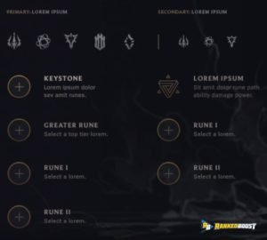 League of Legend Runes | Pre Season 8 Update