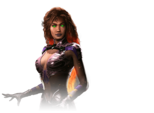 Injustice 2 Starfire | Gear Build, Stats, Moves, Abilities & Skin Costumes
