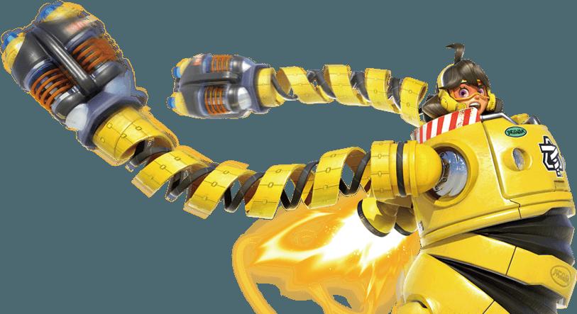 mechanica-arms-nintendo