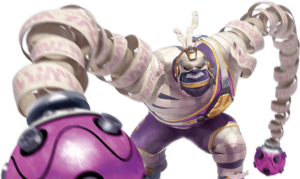 Master Mummy | Arms Nintendo Switch