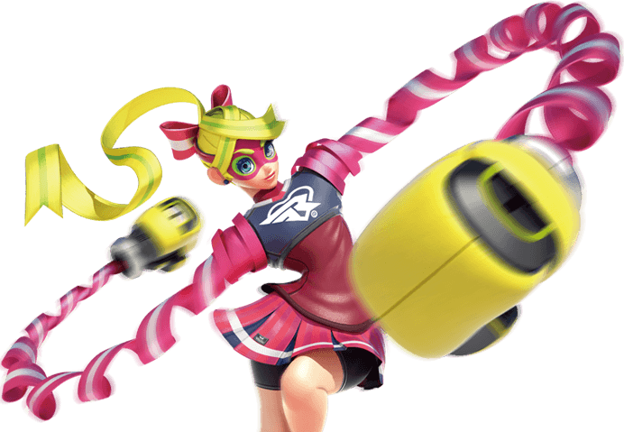 ribbon-girl-arms-nintendo
