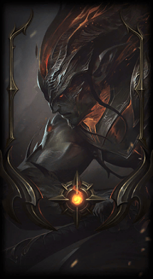 Choas Yasuo Skin Loading Screen