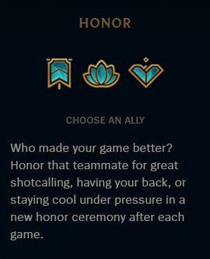 How to level up honor