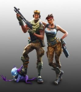 Commando Class Fortnite