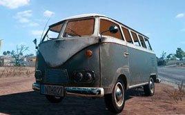 PUBG-Van