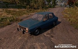 Dacia-Vehicle-PUBG