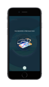 Pokemon GO Raid Pass