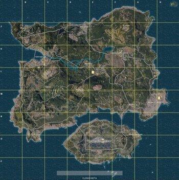 Erangel-PUBG-Map