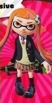 Inkling Girl Amiibo Unlock