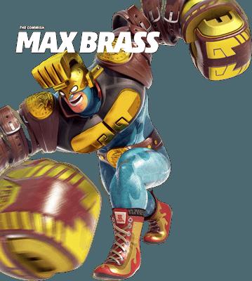 Max-Brass