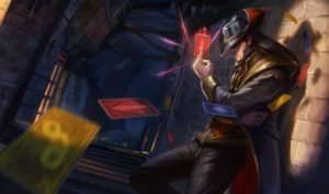 Twisted Fate Counters