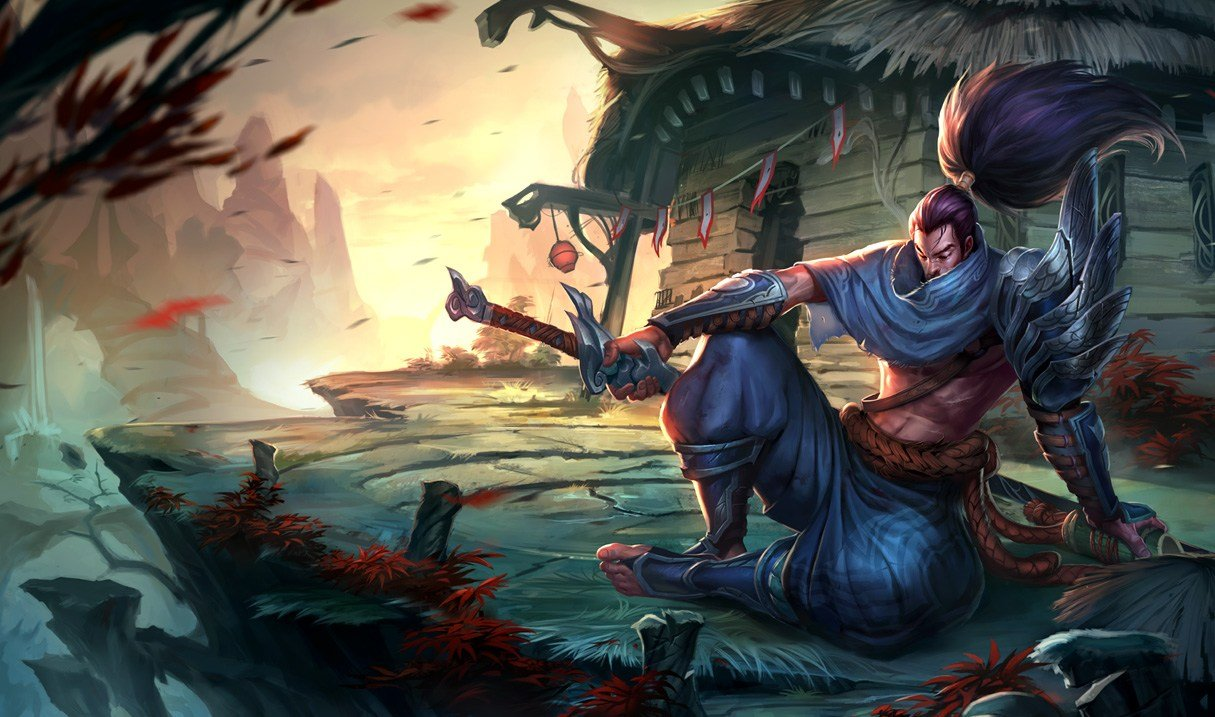 Yasuo Counter • The Best Counter Picks Yasuo is Weak Against
