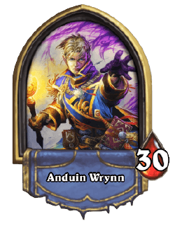 Knights of the Frozen Throne Priest Card List