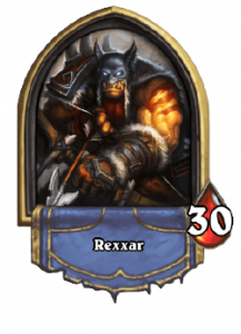 Hearthstone Knights of the Frozen Throne Hunter Card List of Legendary, Rare, Common and Epic Cards