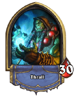 Knights of the Frozen Throne Shaman Card List