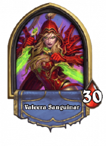 Hearthstone Knights of the Frozen Throne Rogue Card List of Legendary, Rare, Common and Epic Cards