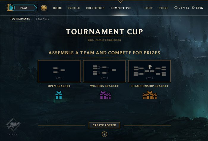Championship league of legends prizes for students
