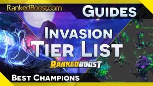 LoL Invasion Guide | Best Invasion Champions