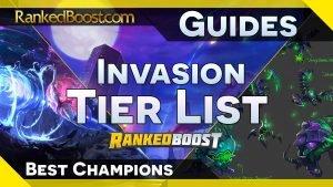 LoL Invasion Guide | Best Invasion Champions