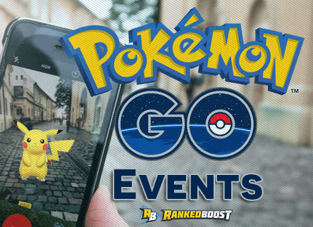 pokemon go events going on right now and upcoming events. Black Bedroom Furniture Sets. Home Design Ideas