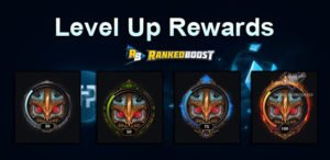 League of Legend Level Up Rewards