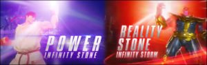 Marvel VS Capcom Infinite Infinity Stones