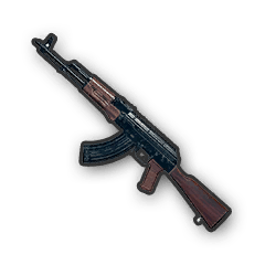 PUBG Assault Rifles