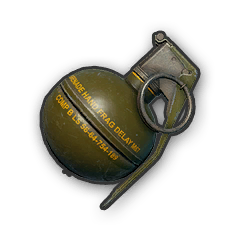 PlayerUnknown's Battlegrounds Grenade List